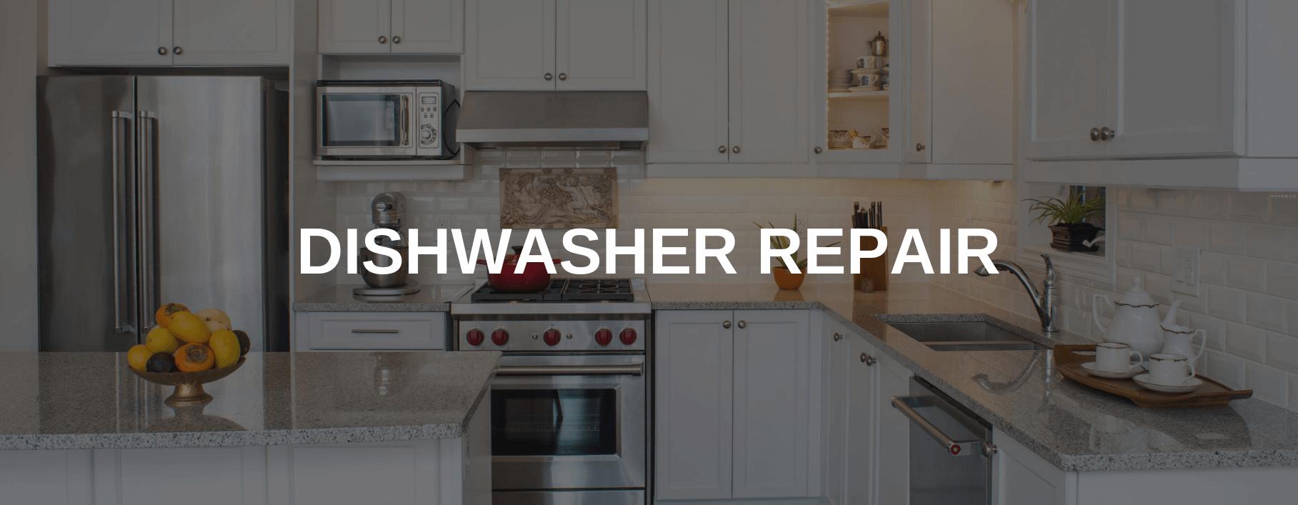 dishwasher repair st. petersburg