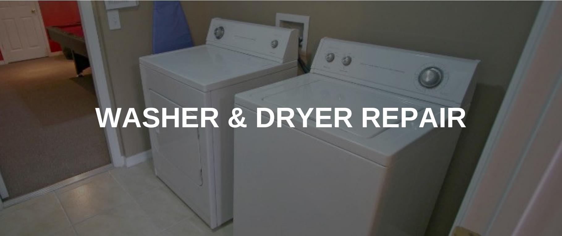 Washer Amp Dyer Repair St Petersburg Fl 727 263 4736